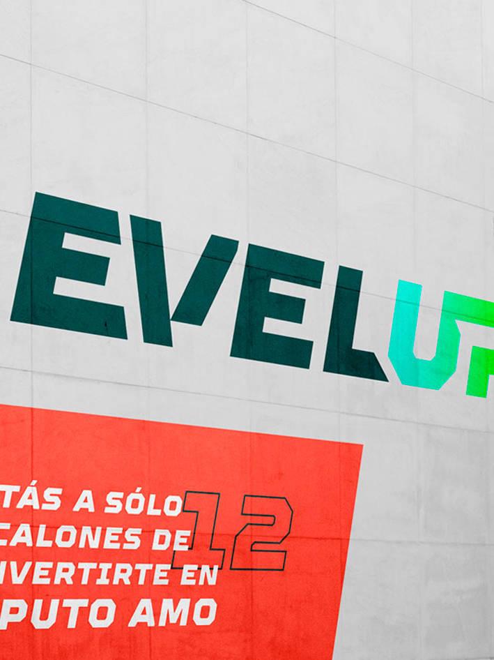 LevelUp Identidad de marca 1 uai