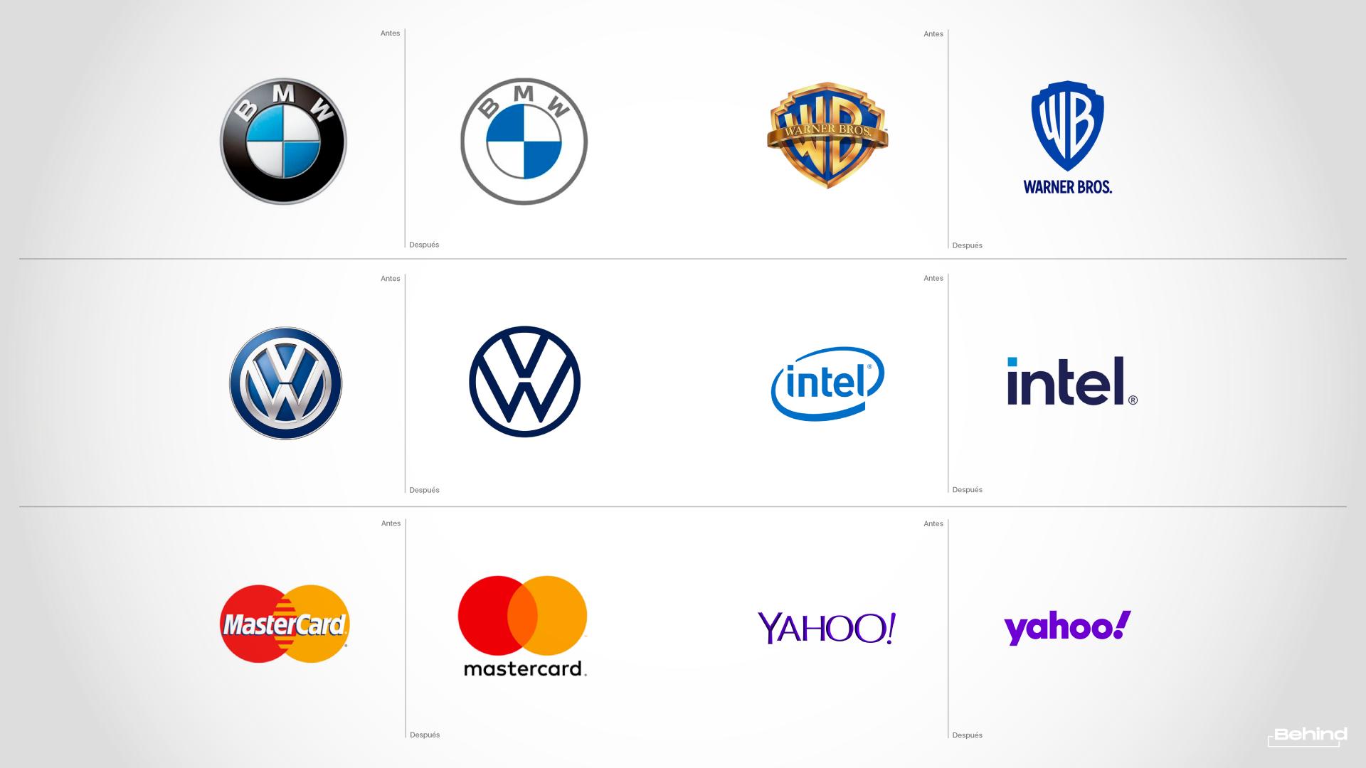 Logos Flat