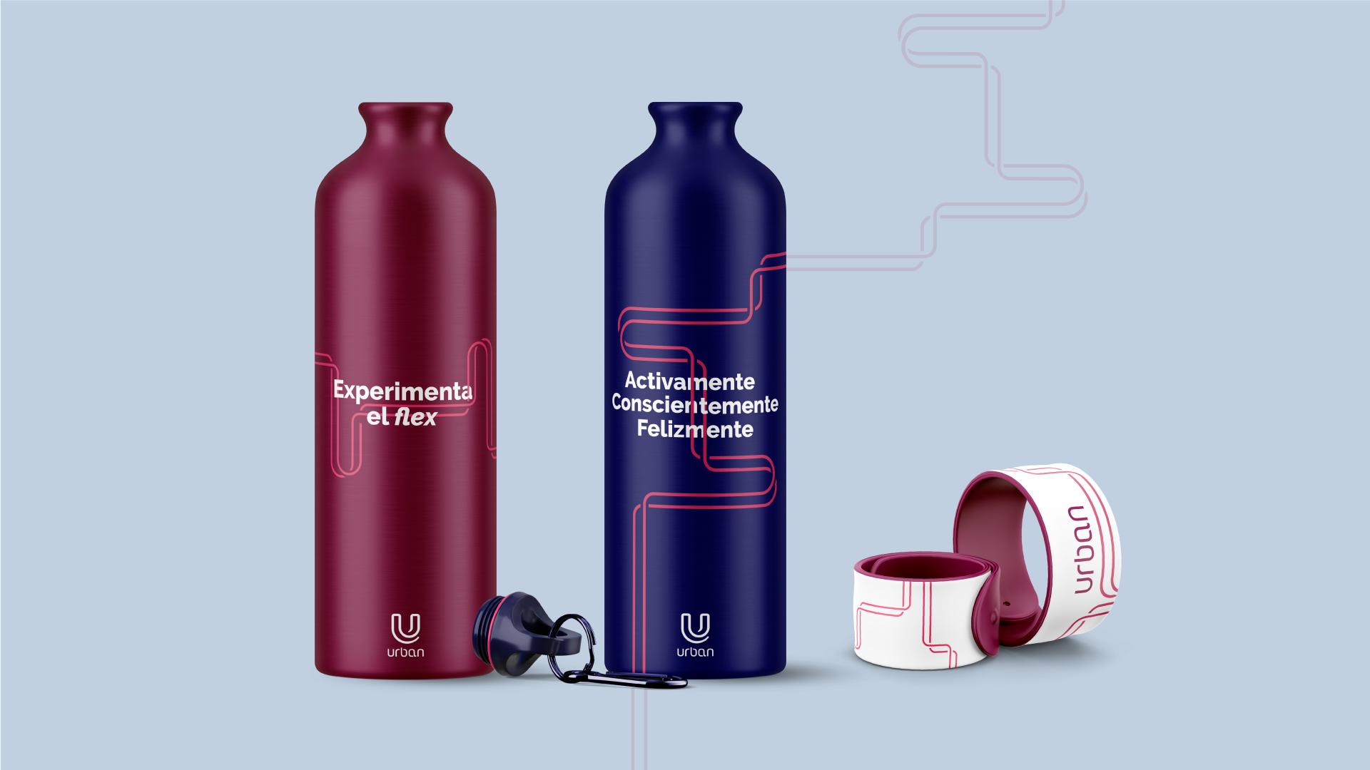 Botellas Urban 02