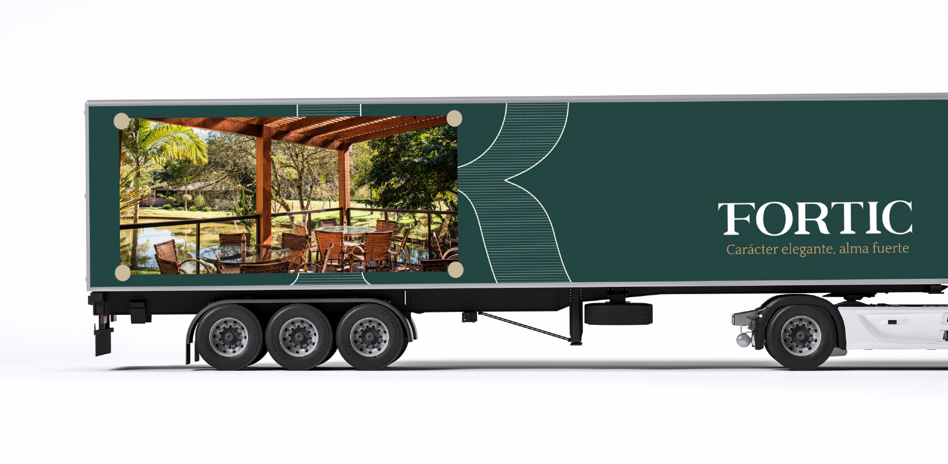 Camion lateral Fortic
