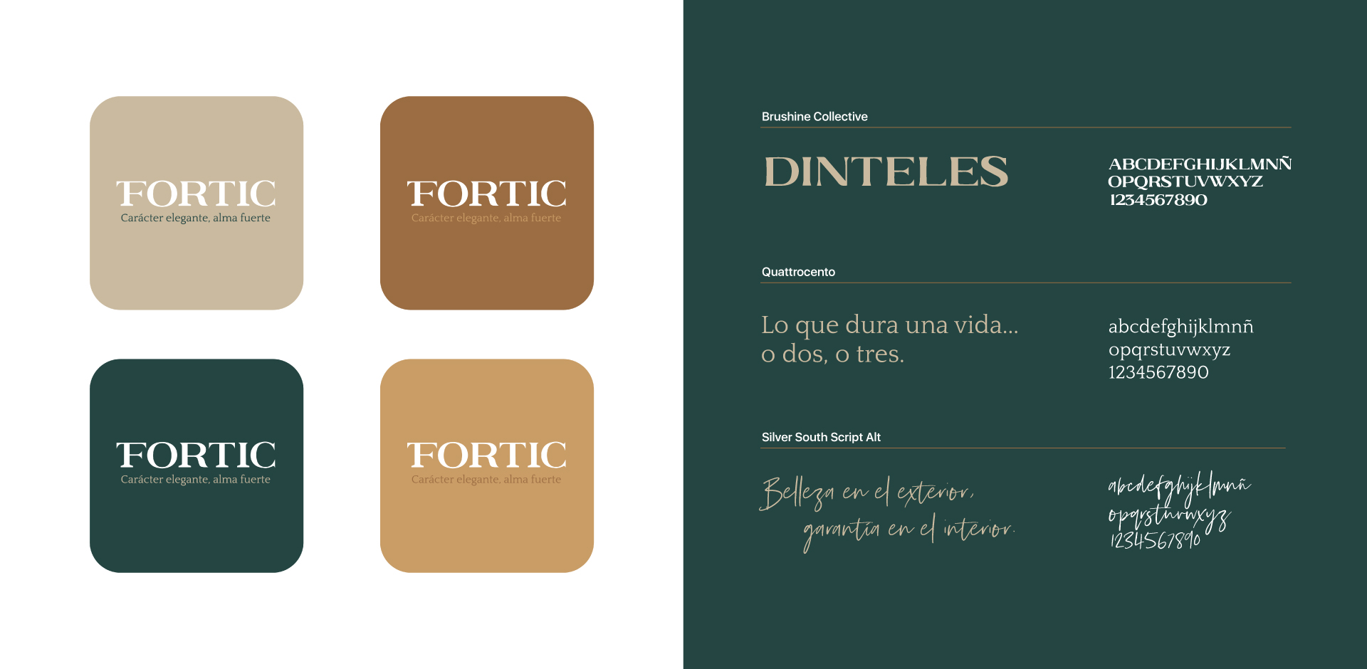 Color y Types Fortic