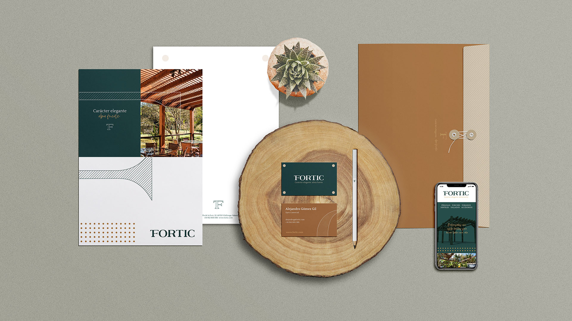 Stationery Fortic