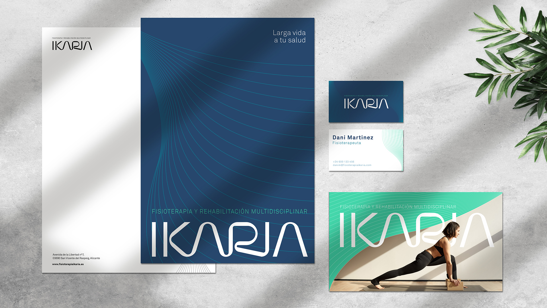 Stationery Ikaria Mock